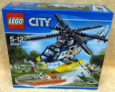 LEGO CITY 60067 INSEGUIMENTO SULL'ELICOTTERO 5-12 anni cod.14569