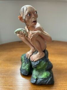 Gollum Smeagol statue/figure Lord Of The Rings Two Towers -Sideshow Weta Studio