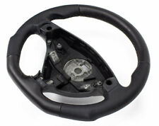 Flattened Multi Function Leather Leather Steering Wheel Opel Astra G, Zafira A