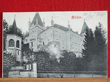 Fotokarte - Maissau - Schloss - gel 1907 - Bezirk Hollabrunn - sehr schön