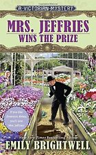 Mrs. Jeffries Wins the Prize (A Victorian Mystery) by Emily Brightwell