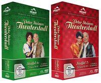 Peter Steiners Theaterstadl - Staffel 6+7 (Folgen 76-105) Fernsehjuwelen 15 DVDs