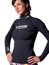 Jobe Neoprene Lycra Rash Guard Long XS Long Sleeve T-shirt Kite Wakeboard jet ski