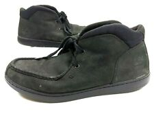 Timberland Boots Newmarket Cupsole Chukka Green Black Ankle Boots Size 12 M
