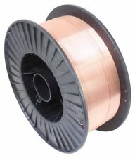 S-08WW5 Copper Coated MIG Welding Wire A18 0.8mm - 5kg Reel CO2 Mild Steel SATRA