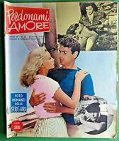 PERDONAMI AMORE CON SILVANA MARI -FOTOROMANZO SERIE ORO -N.22 del 1962-RIF.7877
