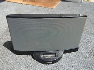 Bose SoundDock Series II Digital Music System NO AC ADAPTER OR REMOTE