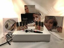 Luminess Airbrush System Upgrade Makeup Kit,7pc Medium Makeup NO COMPRESSOR!