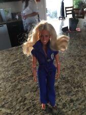 Vintage 1974 The Bionic Woman Jamie Sommers Doll Original