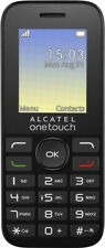 Alcatel One Touch 1016G Single Sim Black
