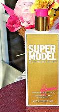 Victoria's Secret SUPER MODEL Shimmering Fragrance LOTION Supermodel 6.7 oz NEW