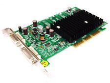 FSC Scheda grafica NVIDIA GeForce fx5200 64mb Dual DVI AGP graphics card s26361-d1910-v64 gs3