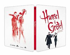 Hansel and Gretel Limited Edition Steelbook (Blu-ray) Region Free