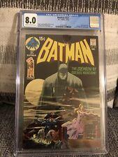 Batman #227 (Dec 1970, DC)