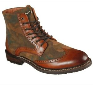 Mens MARK NASON by Skechers Ithaca Beaufort Boots, 225089 /CAMO Sz 11 Camo