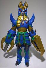 "2010 Bandai Ultraman Kaiju Mecha Baltan 6.5"" Loose Vinyl Action Figure Toy"