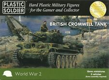 Plastic Soldier 15mm Cromwell Tanks (5 Fast Assembly Tanks)