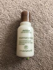Aveda Rosemary Mint Hand & Body Wash, 50ml travel size, brand new