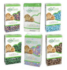 CareFresh Small Animal Bedding Absorbs 3X 100% Natural Keeps Pets Clean Warm Dry