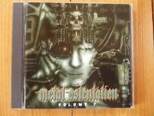 Metal Ostentation Vol 7 / Dawn Creation Mortyfear Bloodshot Eyes Juggernott