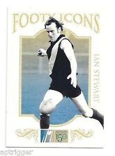 2008 Herald Sun Footy Icons (FI5) Ian STEWART Richmond