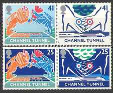 GB 1994 CHANNEL TUNNEL/train/Lion/Transport Set n27084