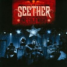 ONE COLD NIGHT by SEETHER (CD, 2006) - BRAND NEW AUDIO CD