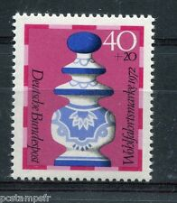ALLEMAGNE FEDERALE, 1972, timbre 594, ECHECS, REINE, neuf**