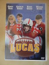 DVD Lucas,Charlie Sheen,Winona Ryder