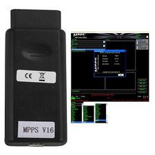 MPPS V16.1.02 ECU Chip Tuning for EDC15 EDC16 EDC17 Inkl CHECKSUM Read And Write