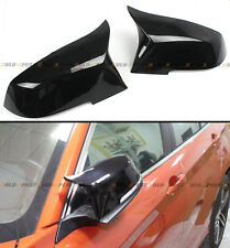 For 2013-17 BMW F30 Sedan Painted Blk Direct Replacement M3 Style Mirror Covers