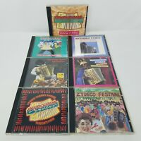 Buckwheat Zydeco Lot of 7 CDs Collection, Stanley Dural Jr. (7 Discs)