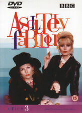 Absolutely Fabulous: The Complete Series 3 DVD (2001) Jennifer Saunders