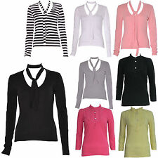 Unbranded Collared Casual Polo Shirts for Women