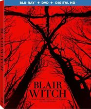Blair Witch,Blu-ray + DVD + Digital HD , Brand New, No Slipcover