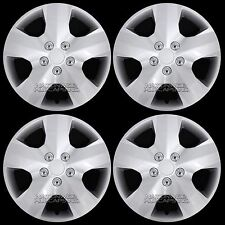 """4 2006-2012 Toyota Rav4 Base Sport 16"""" Hub Caps Full Wheel Covers for Steel Rims"""
