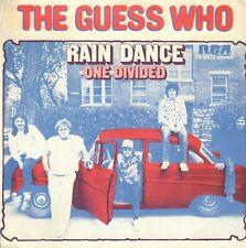 "GUESS WHO, THE – Rain Dance (1971 VINYL SINGLE 7"" GERMANY)"