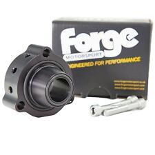 Forge Black Blow Off Dump Valve Adaptor for VW, Audi, Seat, Skoda 1.4/2.0 TFSI