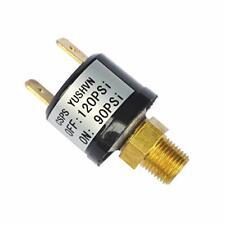 Heavy Duty 90 120 Psi Pressure Control Switch Valve For Air Compressor Color