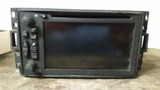 05 06 07 08 Saab 97X CD Radio With Navigation OEM