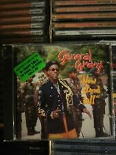 GENERAL GRANT / Now Stand Tall CD 1993 Reggae NEW SEALED