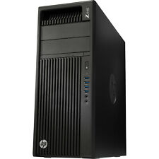 HP Z440 Tower Xeon 8-Core E5-1660 v4 3.2GHz 16GB 480GB SSD Quadro NVS 315 1GB