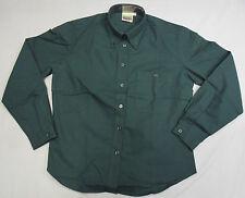 Scout Uniform Long Sleeve Shirt Teal Size L Large XXS