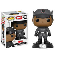 Funko Star Wars The Last Jedi POP Finn Vinyl Figure NEW Toys IN STOCK