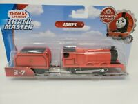 """Thomas & Friends Track Masters Motorized Action """"James"""" Fisher-Price"""