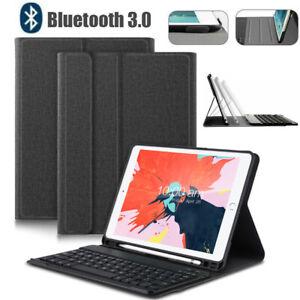 Inateck Bluetooth-Tastatur-Hülle für iPad 2017/2018 und iPad Air 1 2013 Air 2
