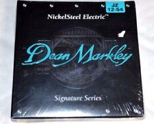 1 SET OF DEAN MARKLEY 12-54 - ELECTRIC GUITARS STRINGS