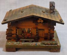 Vintage Luzern Schweizerklange Music Box