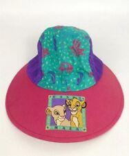 Vintage Lion King 1990s Simba Nala Wide Brim Hat Childs Kids RN  82819 f83cda2bd5cd