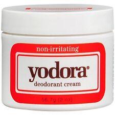 Yodora Non-Irritating Deodorant Cream 2 oz (56.7 g)